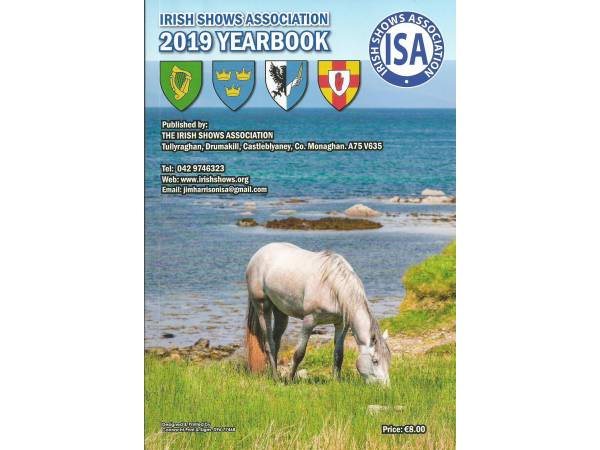 2020 Full Page Colour ISA Yearbook Advertisement
